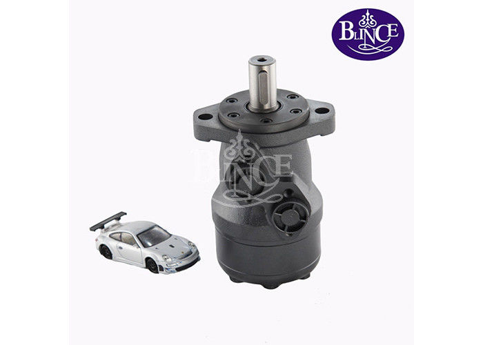 Gerotor OMR Hydraulic Motor , Grader Hydraulic Pump Fluid Power Hydraulic Spare Parts
